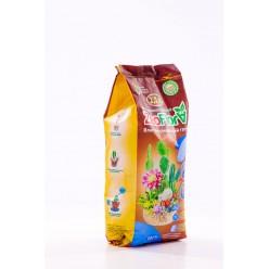 Влагорегулирующий грунт Zeoflora для кактусов и суккулентов 2,5л
