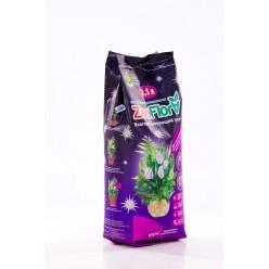Влагорегулирующий грунт Zeoflora для выращивания  растений в условиях недостатка света 2,5л