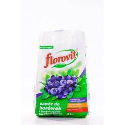 Удобрение Флоровит для голубики гран. 3 кг, мешок