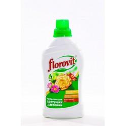 """Удобрение """"Флоровит"""" (Florovit) для цветущих растений жидкое, 1 кг"""