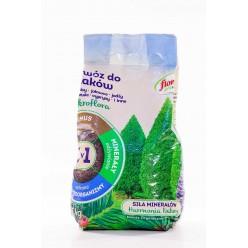 Удобрение Флоровит (Florovit) Про Натура  для хвойных гранулированное 5кг, мешок