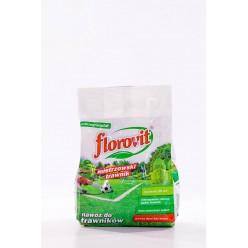 """Удобрение """"Флоровит""""(Florovit) для газона гранулированное, 1 кг (мешок)"""