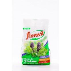 Удобрение Флоровит для хвойных гранулированный 3кг, мешок
