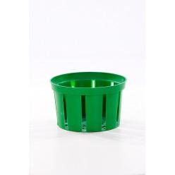 Корзинка для луковиц пластмассовая круглая 13см OSL-01-002