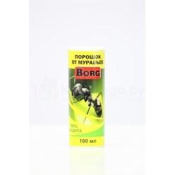 Порошок против муравьёв Borg 100мл