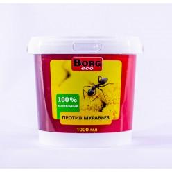 BORG Эко против муравьев, 1000 мл