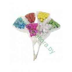Украшение рожд. Подарки на палочке 12шт/уп  Микс арт. TG33329-MIX