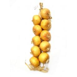 """Овощи искусственные """"Лук в связке"""" арт. W812155-3"""