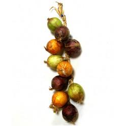 """Овощи искусственные """"Лук в связке"""" арт.12249"""