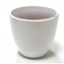 Кактусница керамическая белая арт. 71.021.07