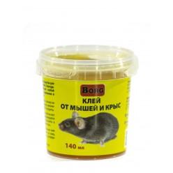 Клей от мышей и крыс Borg 140мл