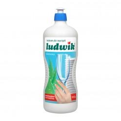 "Бальзам для мытья посуды ""Ludwik"",  алоэ, 500 гр"