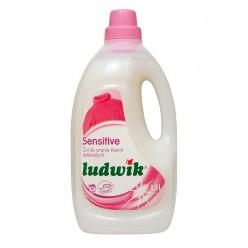 """Гель для стирки тканей SENSITIVE universal """"Ludwik"""" 1,5 л"""
