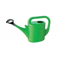 Лейка пластмассовая Зебра 5л с рассеивателем зелёный IKZ05-G642