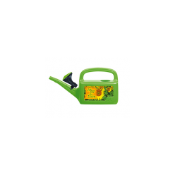 Лейка пластмассовая Спринг 14л с рассеивателем зелёный IKSPI-G642