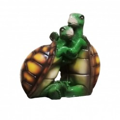 "Скульптура ""Черепашка пара"" Л077"