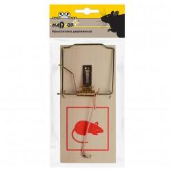 Ловушка для крыс деревянная 17.5х8х1см Nadzor
