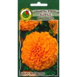 Бархатцы высокие Гавайи оранжевые 1 г