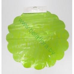 Фольга салфетка салатовая M0027-02