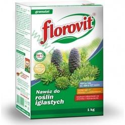 """Удобрение """"Флоровит"""" для хвойных растений 1 кг (коробка)"""