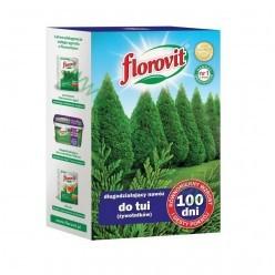 Удобрение для туй длительного действия 100 дней, 1 кг Флоровит