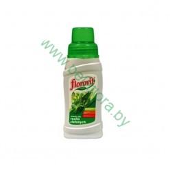 Удобрение Флоровит (Florovit) для лиственных растений жидкое 0,25кг