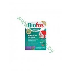 Биофос порошок для септиков и очистит. станций Biofos Professional саше 25г, 18 шт дисплей