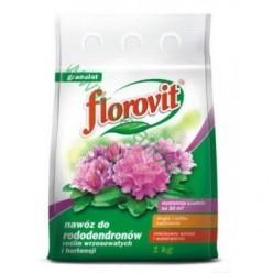 Удобрение Флоровит для рододендронов, вересковых растений и гортензий, 1 кг (мешок)