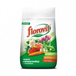"""Удобрение """"Флоровит"""" универсальное гранулированное, 1 кг (пакет)"""