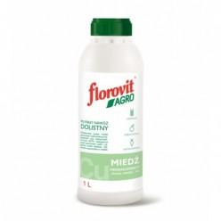 """Удобрение Флоровит (Florovit) Агро с микроэлементами жидкое """"Медь"""", 1 л"""