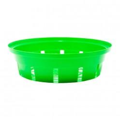 Корзинка для луковиц пластмассовая 23см круглая