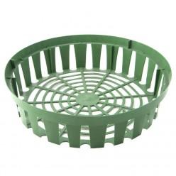 Корзинка для луковиц пластмассовая 26см круглая