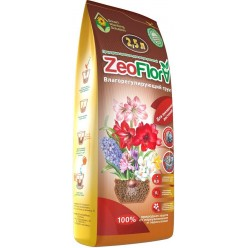 Влагорегулирующий грунт Zeoflora для луковичных растений 2,5л