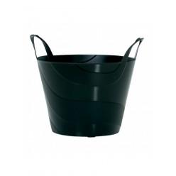 Корзина пласт. огородная Billy 15л чёрная IPBI340-S411