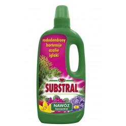 Удобрение Субстрал для рододендронов, азалии, гортензии и хвойных 1 л