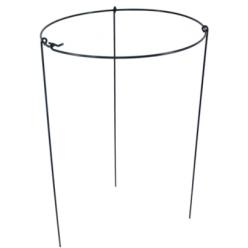 Опора для растений металлическая Круг 60х35см DEN7044