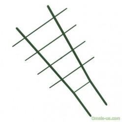 Лесенка пластиковая для растений 1 зелёная 1120-017