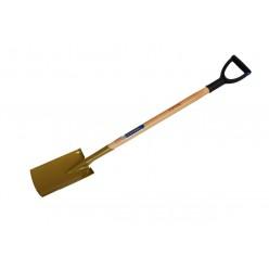 """Лопата GOLD штыковая прямоугольная 125см """"BIG"""" GLPD"""