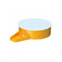 Сеялка пластмассовая ручная точного посева Микс 0,1л 0361S