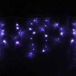 Бахрома для улицы 3м*40/60см 100 ламп LED, Белый