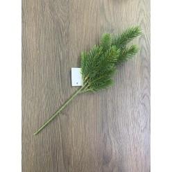 Ветка рождественская иск. 27 см CH032