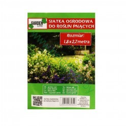 Сетка для вьющихся растений 1,8х2,7м 9348