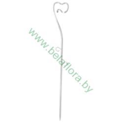 Опора пластмассовая для Орхидей бесцветный 39см 0309PS-Т00