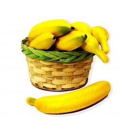 """Плод искусственный """"Банан"""""""