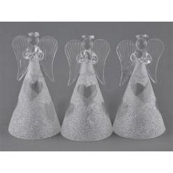Ангел стеклянный TG25554
