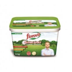"""Удобрение Флоровит для газона """"Быстрый эффект"""", 4 кг (ведро)"""