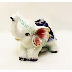 Слон керамический 9 см