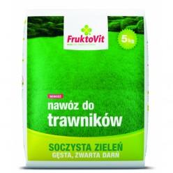 Удобрение Фруктовит  для газонов гранулированное 5 кг, мешок