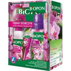Биопон Красивая Орхидея - набор для питания и ухода 5 в1 164