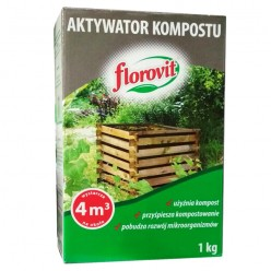 Активатор компоста гранулир., 1 кг